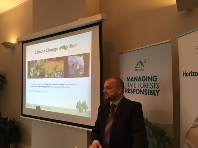 The forest sector has a vast potential to provide climate benefits – Press Breakfast at the European Forestry House
