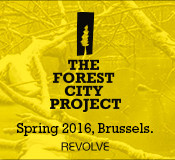 Banner of the Forest City Project