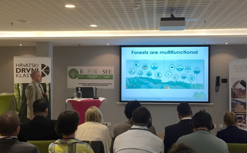 Investments in Forestry and Wood Processing in South-East European Countries