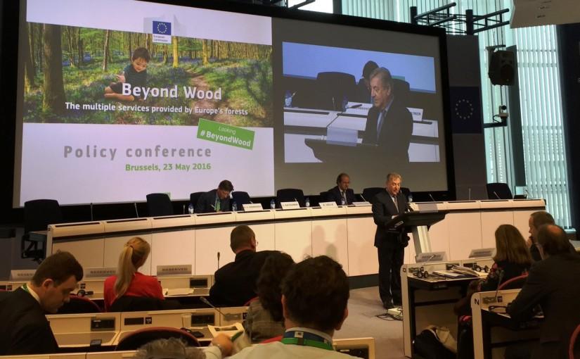 EUSTAFOR Signed Joint Letter to Commissioner Vella