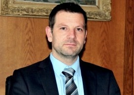 Mr. Miha Marenče - SiDG acting manager
