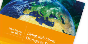 New Research on Storm Damage to Forests